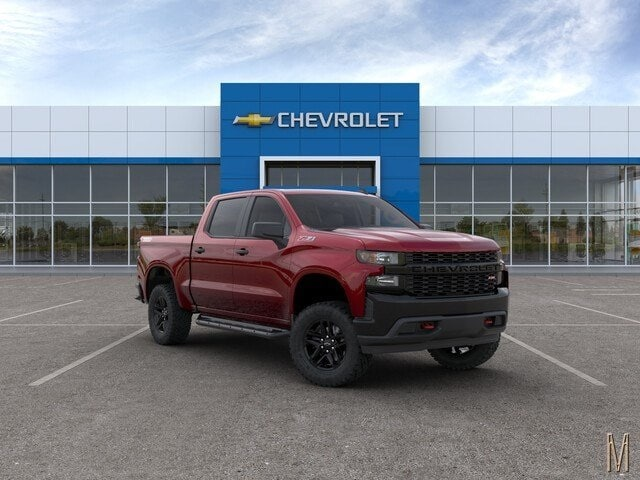 2019 Silverado 1500 Crew Cab 4x4,  Pickup #KZ405353 - photo 3