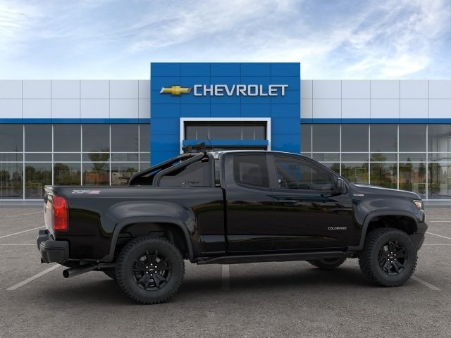2020 Chevrolet Colorado Extended Cab 4x4, Pickup #L1101025 - photo 5