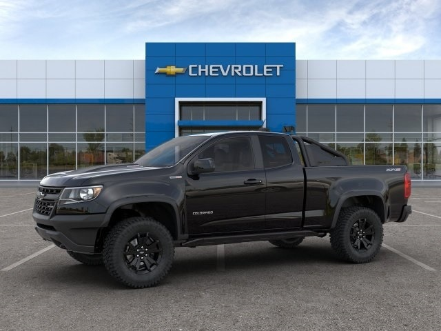 2020 Chevrolet Colorado Extended Cab 4x4, Pickup #L1101025 - photo 1
