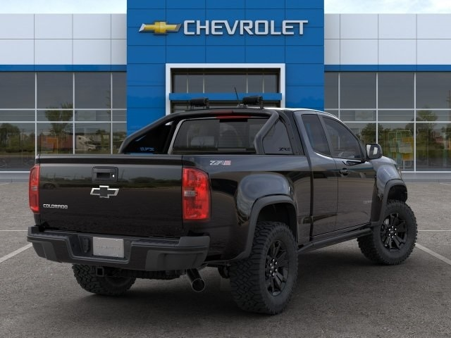 2020 Colorado Extended Cab 4x4, Pickup #L1101025 - photo 4