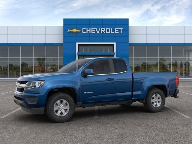 2020 Colorado Extended Cab 4x2,  Pickup #L1101181 - photo 1