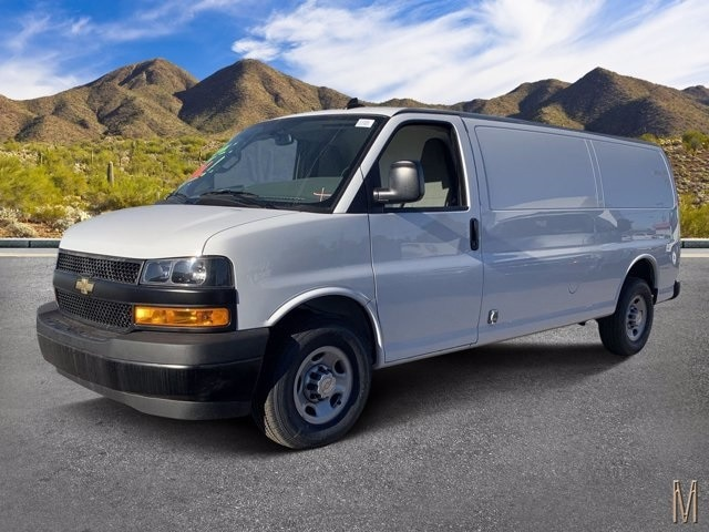 2020 Chevrolet Express 3500 4x2, Thermo King Refrigerated Body #L1122456 - photo 1