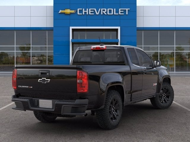 2020 Chevrolet Colorado Extended Cab 4x4, Pickup #L1131016 - photo 4