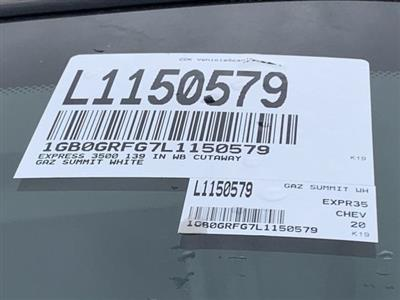 2020 Express 3500 4x2, Knapheide KUV Service Utility Van #L1150579 - photo 18