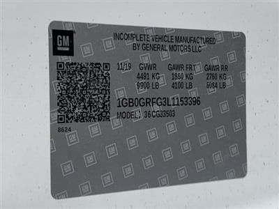 2020 Express 3500 4x2, Knapheide KUV Service Utility Van #L1153396 - photo 21