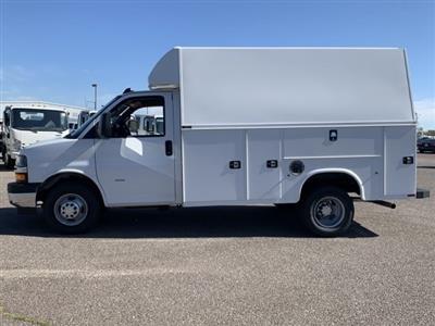 2020 Express 3500 4x2, Knapheide KUV Service Utility Van #L1153471 - photo 7
