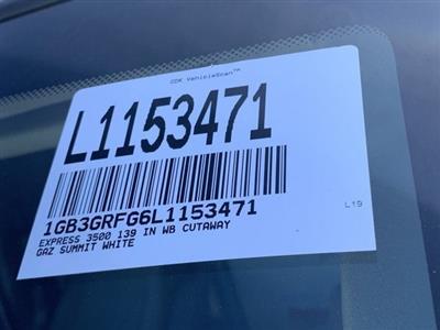 2020 Express 3500 4x2, Knapheide KUV Service Utility Van #L1153471 - photo 22