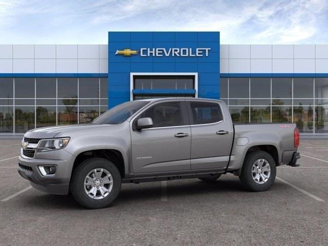 2020 Chevrolet Colorado Crew Cab 4x4, Pickup #L1215618 - photo 1