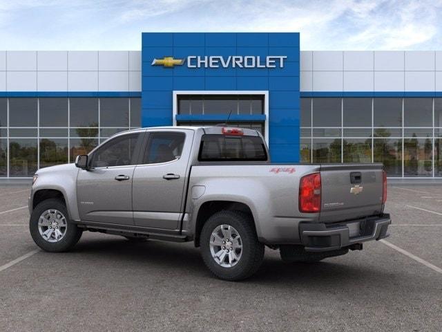 2020 Chevrolet Colorado Crew Cab 4x4, Pickup #L1215618 - photo 2