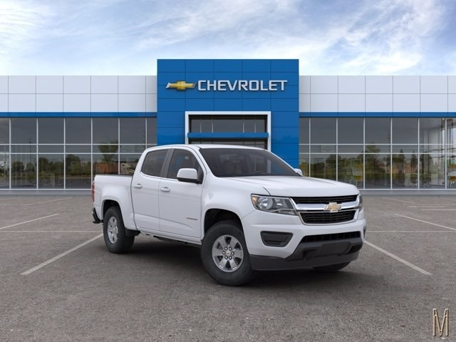 2020 Chevrolet Colorado Crew Cab 4x2, Pickup #L1237794 - photo 3