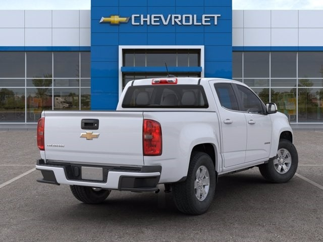 2020 Chevrolet Colorado Crew Cab 4x2, Pickup #L1237803 - photo 4