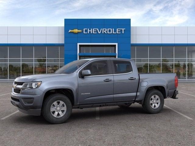 2020 Chevrolet Colorado Crew Cab 4x2, Pickup #L1239739 - photo 1