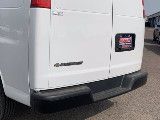 2020 Chevrolet Express 2500 RWD, Masterack Steel General Service Upfitted Cargo Van #L1239809 - photo 5