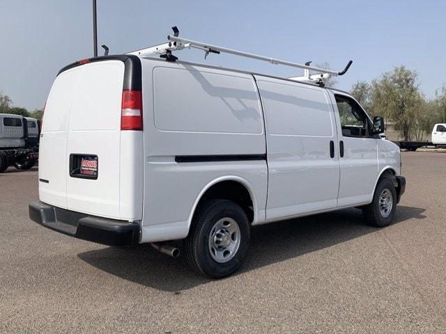 2020 Chevrolet Express 2500 RWD, Masterack Steel General Service Upfitted Cargo Van #L1239809 - photo 7