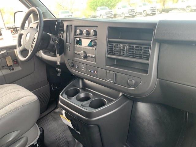 2020 Chevrolet Express 2500 RWD, Masterack Steel General Service Upfitted Cargo Van #L1239809 - photo 11
