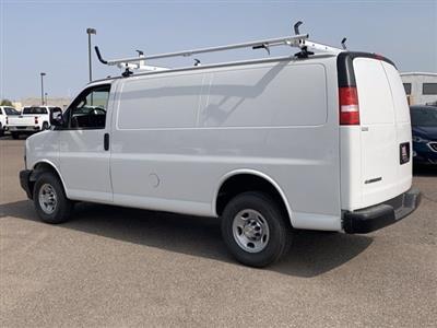 2020 Chevrolet Express 2500 RWD, Masterack Steel General Service Upfitted Cargo Van #L1239809 - photo 6