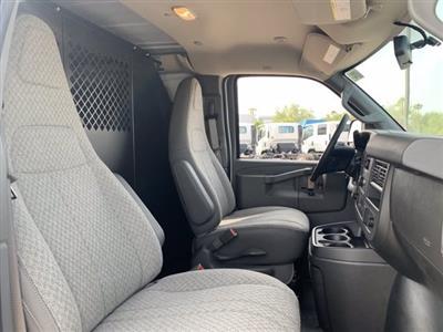2020 Chevrolet Express 2500 RWD, Masterack Steel General Service Upfitted Cargo Van #L1239809 - photo 9