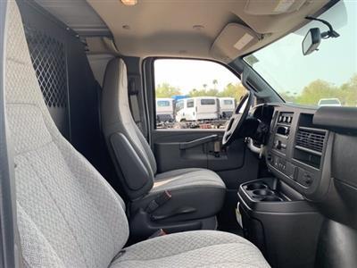 2020 Chevrolet Express 2500 RWD, Masterack Steel General Service Upfitted Cargo Van #L1239809 - photo 10