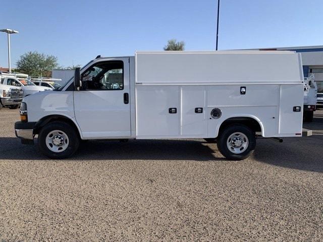 2020 Chevrolet Express 3500 4x2, Knapheide KUV Service Utility Van #L1251441 - photo 7