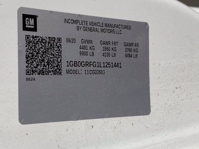 2020 Chevrolet Express 3500 4x2, Knapheide KUV Service Utility Van #L1251441 - photo 23