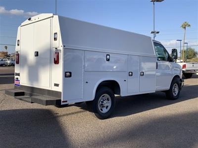2020 Chevrolet Express 3500 4x2, Knapheide KUV Service Utility Van #L1251441 - photo 6