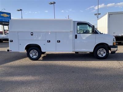 2020 Chevrolet Express 3500 4x2, Knapheide KUV Service Utility Van #L1251441 - photo 8