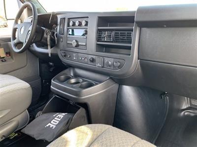 2020 Chevrolet Express 3500 4x2, Knapheide KUV Service Utility Van #L1251441 - photo 12