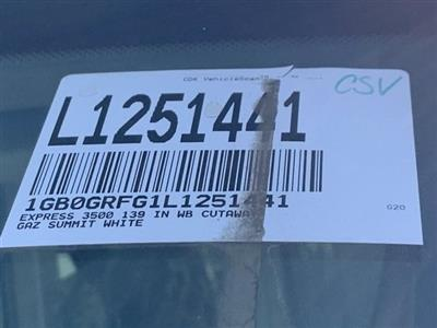 2020 Chevrolet Express 3500 4x2, Knapheide KUV Service Utility Van #L1251441 - photo 24