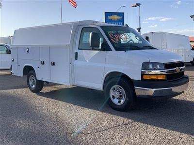 2020 Chevrolet Express 3500 4x2, Knapheide KUV Service Utility Van #L1251441 - photo 3