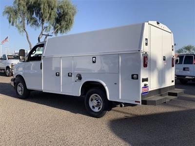 2020 Chevrolet Express 3500 4x2, Knapheide KUV Service Utility Van #L1251441 - photo 2