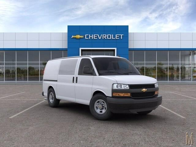 2020 Chevrolet Express 2500 4x2, Empty Cargo Van #L1259255 - photo 1