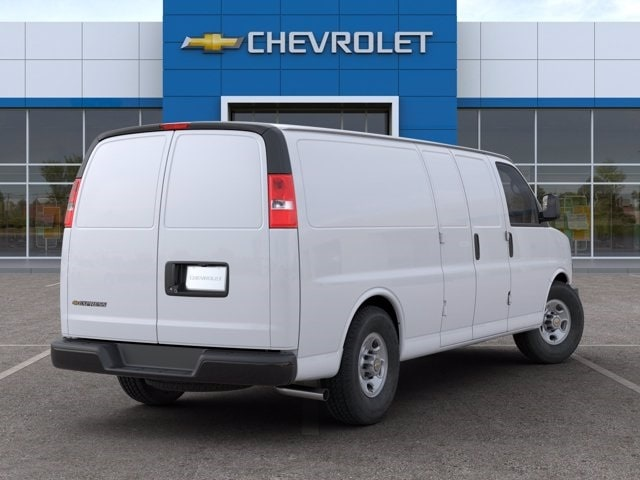 2020 Chevrolet Express 3500 RWD, Empty Cargo Van #L1265736 - photo 1