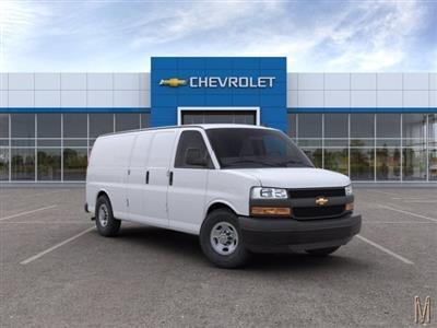 2020 Chevrolet Express 3500 RWD, Empty Cargo Van #L1265749 - photo 1