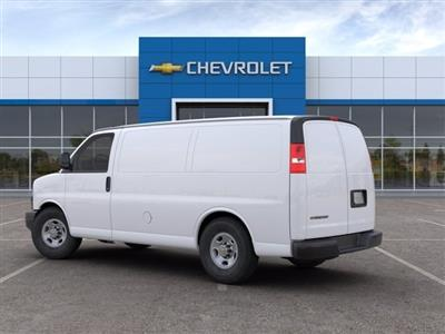 2020 Chevrolet Express 2500 4x2, Empty Cargo Van #L1270293 - photo 4