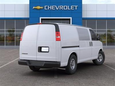 2020 Chevrolet Express 2500 4x2, Empty Cargo Van #L1270293 - photo 2