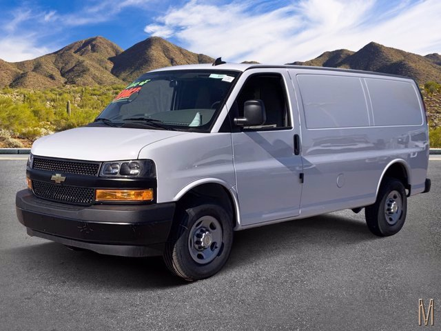 2020 Chevrolet Express 2500 4x2, Adrian Steel Upfitted Cargo Van #L1270401 - photo 1