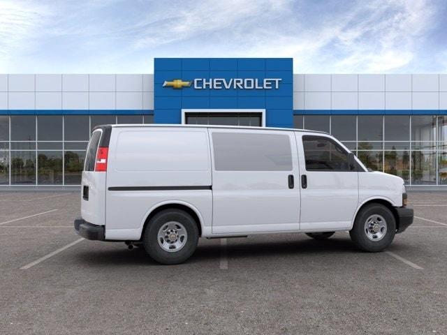 2020 Chevrolet Express 2500 4x2, Adrian Steel Upfitted Cargo Van #L1270487 - photo 5