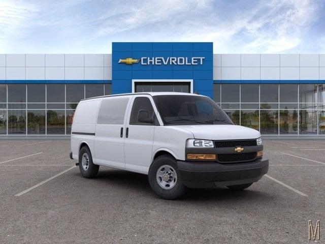 2020 Chevrolet Express 2500 4x2, Adrian Steel Upfitted Cargo Van #L1270487 - photo 1