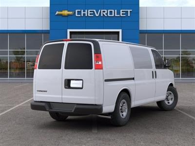 2020 Chevrolet Express 2500 4x2, Adrian Steel Upfitted Cargo Van #L1270487 - photo 2