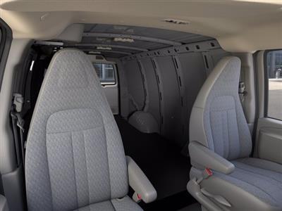 2020 Chevrolet Express 2500 4x2, Adrian Steel Upfitted Cargo Van #L1270487 - photo 11