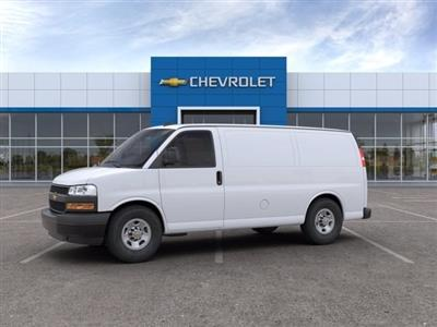 2020 Chevrolet Express 2500 4x2, Adrian Steel Upfitted Cargo Van #L1270487 - photo 3
