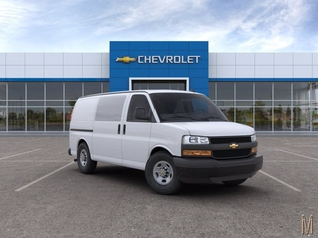 2020 Chevrolet Express 2500 4x2, Adrian Steel Upfitted Cargo Van #L1272852 - photo 1