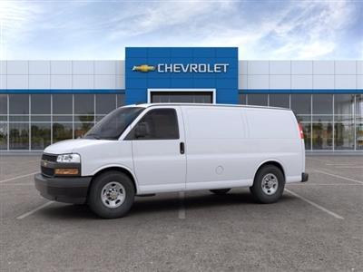 2020 Chevrolet Express 2500 4x2, Adrian Steel Upfitted Cargo Van #L1272852 - photo 3