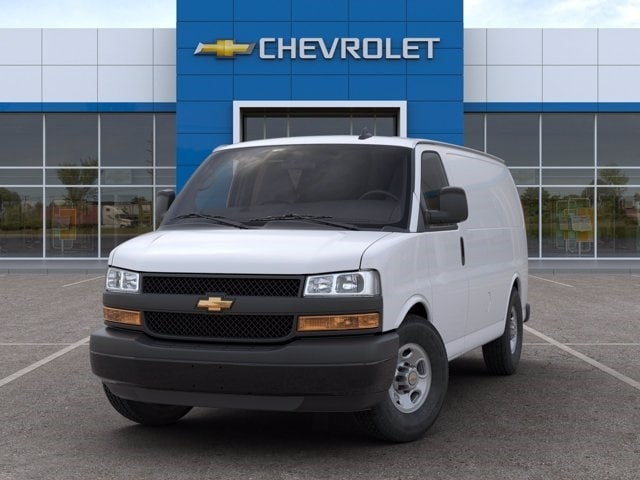 2020 Chevrolet Express 2500 4x2, Commercial Van Interiors Upfitted Cargo Van #L1273173 - photo 6