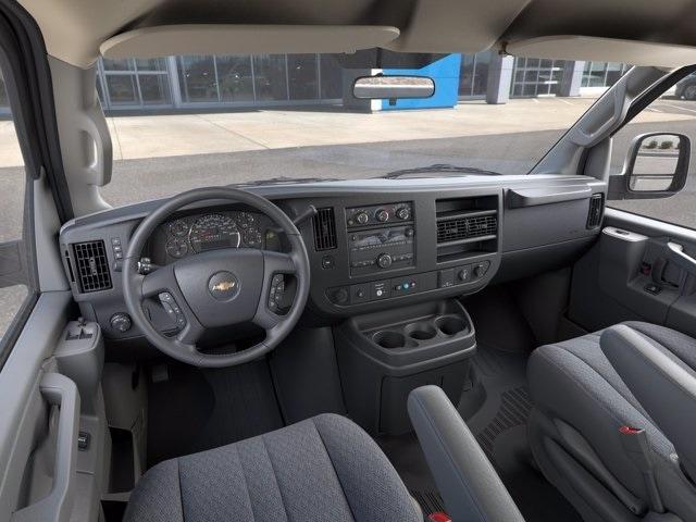 2020 Chevrolet Express 2500 4x2, Commercial Van Interiors Upfitted Cargo Van #L1273173 - photo 10