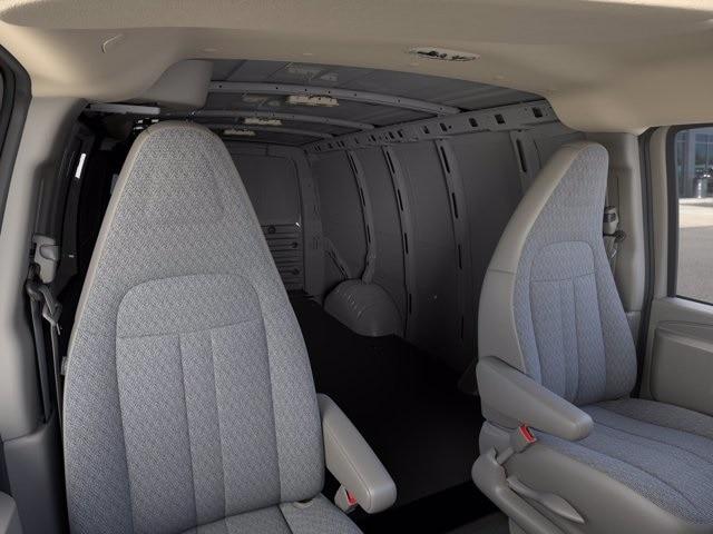 2020 Chevrolet Express 2500 4x2, Commercial Van Interiors Upfitted Cargo Van #L1273173 - photo 11