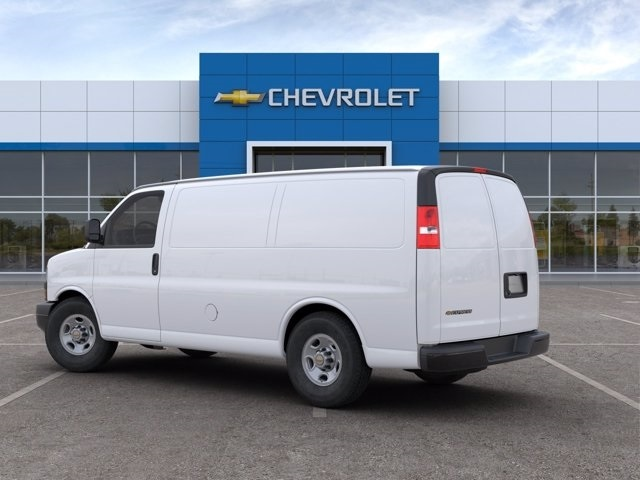 2020 Chevrolet Express 2500 4x2, Commercial Van Interiors Upfitted Cargo Van #L1273173 - photo 4