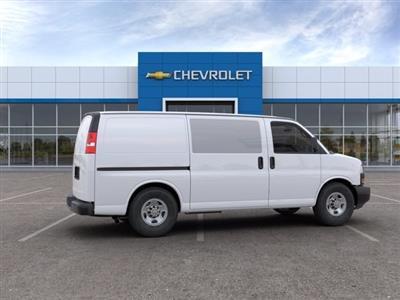 2020 Chevrolet Express 2500 4x2, Commercial Van Interiors Upfitted Cargo Van #L1273173 - photo 5