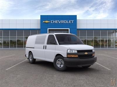 2020 Chevrolet Express 2500 4x2, Commercial Van Interiors Upfitted Cargo Van #L1273173 - photo 1