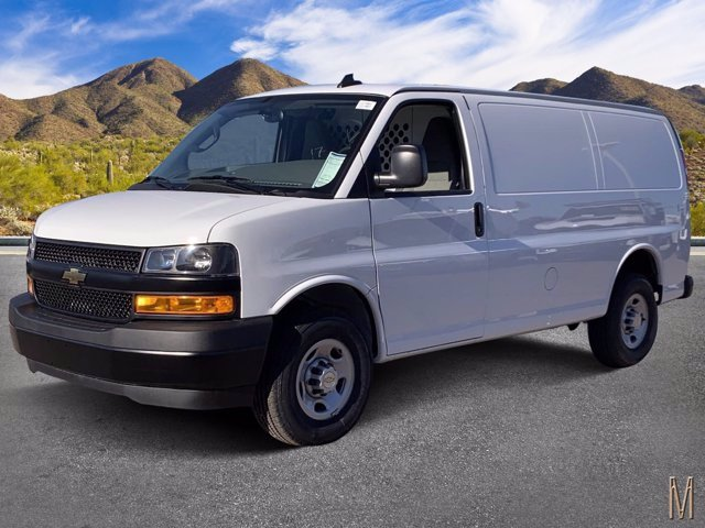 2020 Chevrolet Express 2500 4x2, Harbor Upfitted Cargo Van #L1274963 - photo 1
